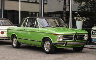 BMW 2002 Targa Baur – Taiga