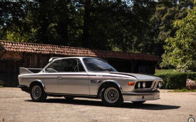 BMW 3.0 CSL – Batmobile