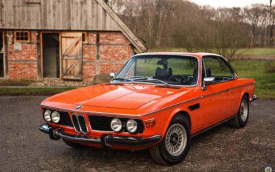 BMW 3.0 CS – Inka