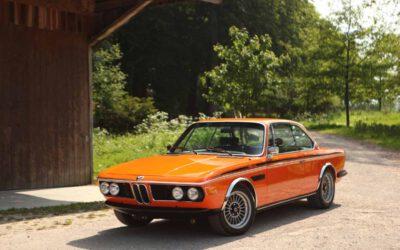 BMW 3.0 CSL  – Inka