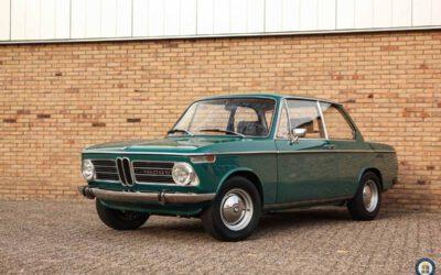 BMW 1600 Ti – Turf