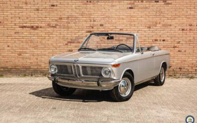 BMW 1600 Cabrio – Polaris