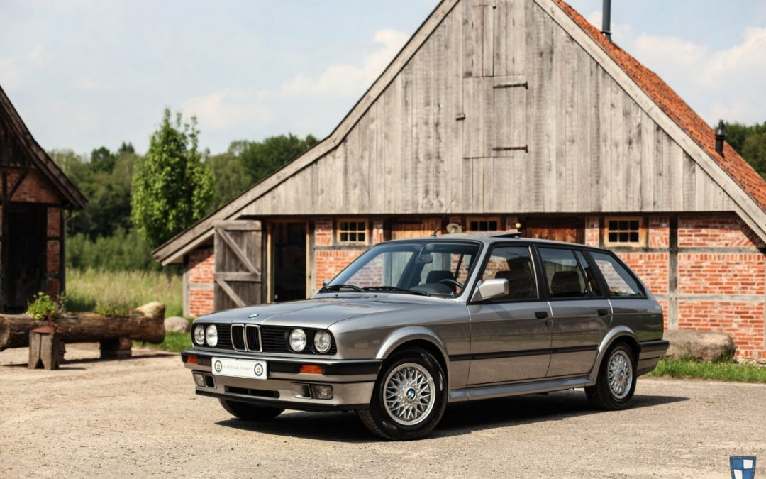 BMW 325 ix Touring