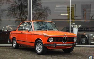 BMW 2002 Tii – Inka