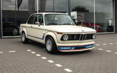BMW 2002 Turbo – Chamonix