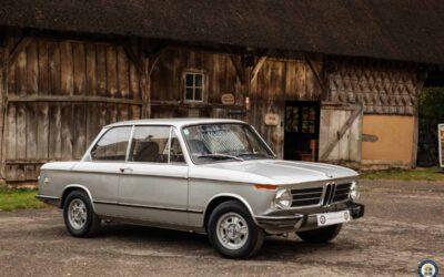BMW 2002 – 4500 km