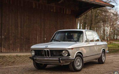 BMW 2002 Tii – Polaris
