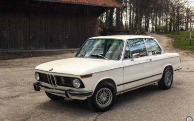 BMW 2002 Tii – Chamonix